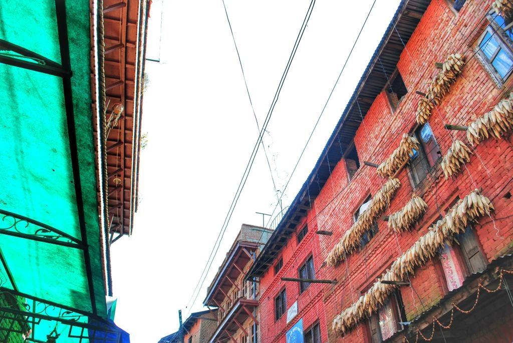 Nepali village life