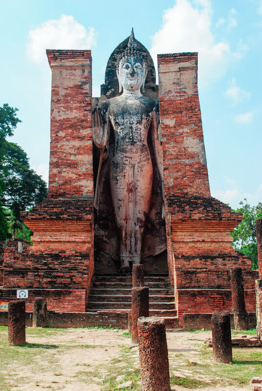 Sukhothai Historical Park in Thailand - Ultimate Guide [2020 Update] 5