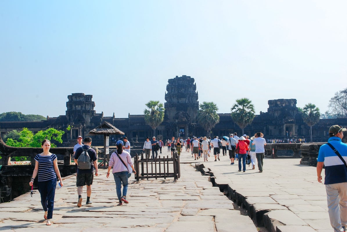 Visiting Angkor Wat - What You Need to Know [2020 Update] 4