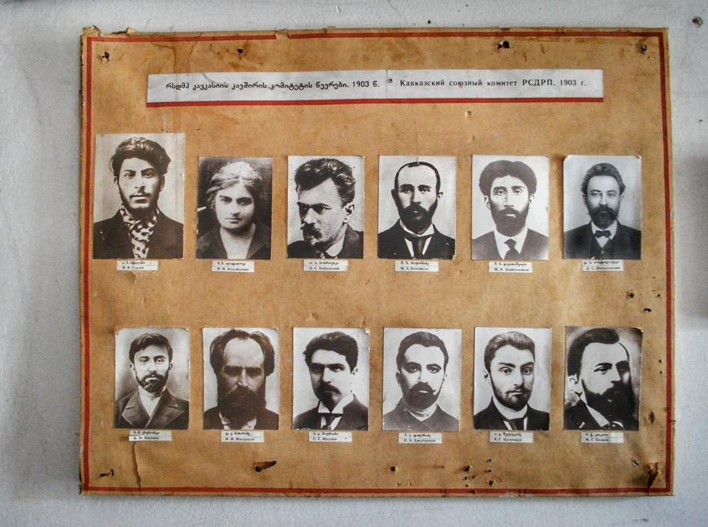 Stalin's Underground Printing house