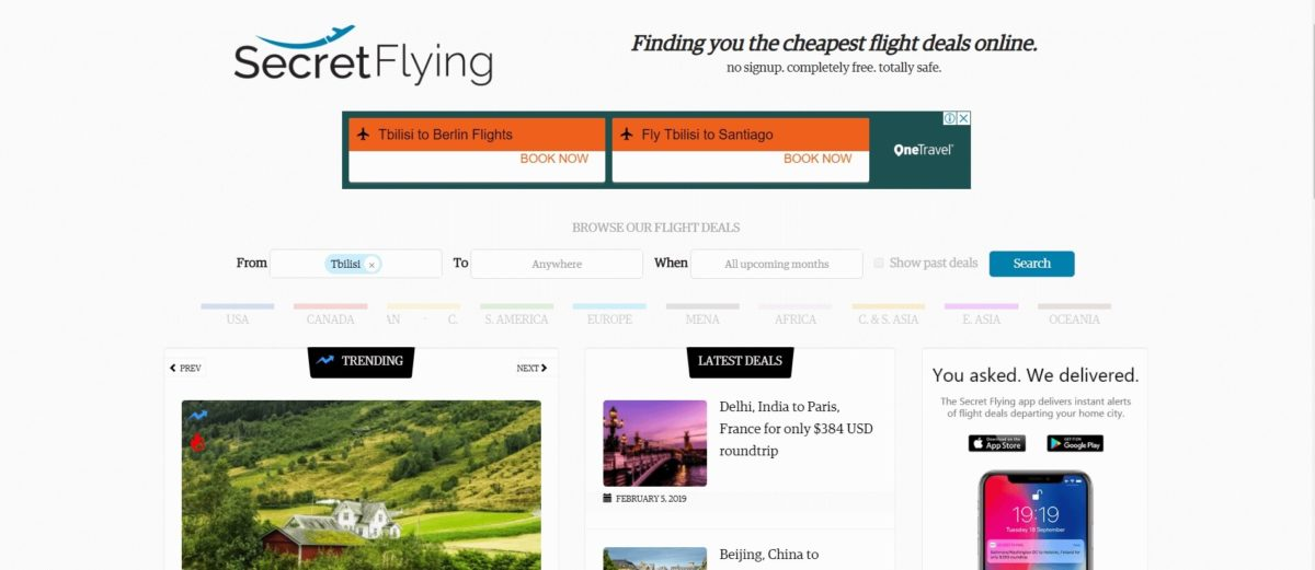 how to find cheap airline tickets