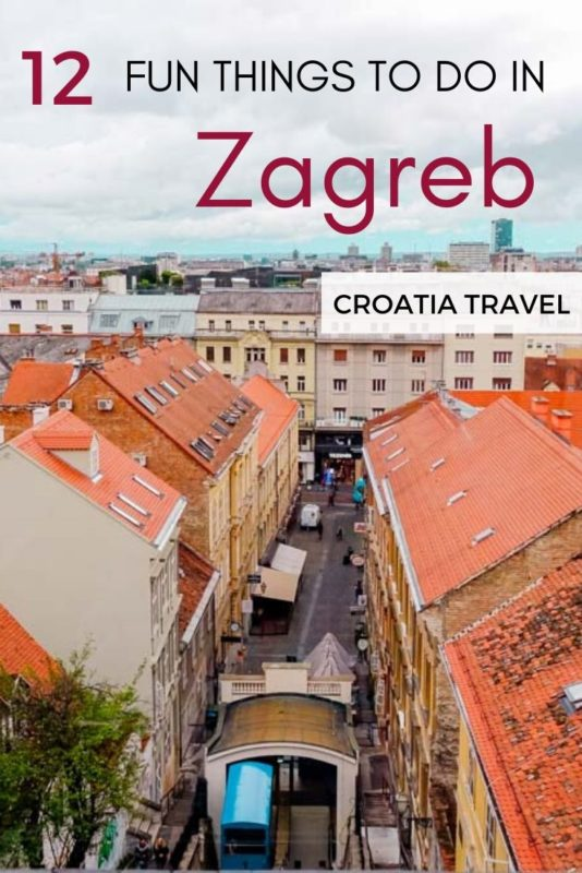 What to Do in Zagreb, Croatia 9
