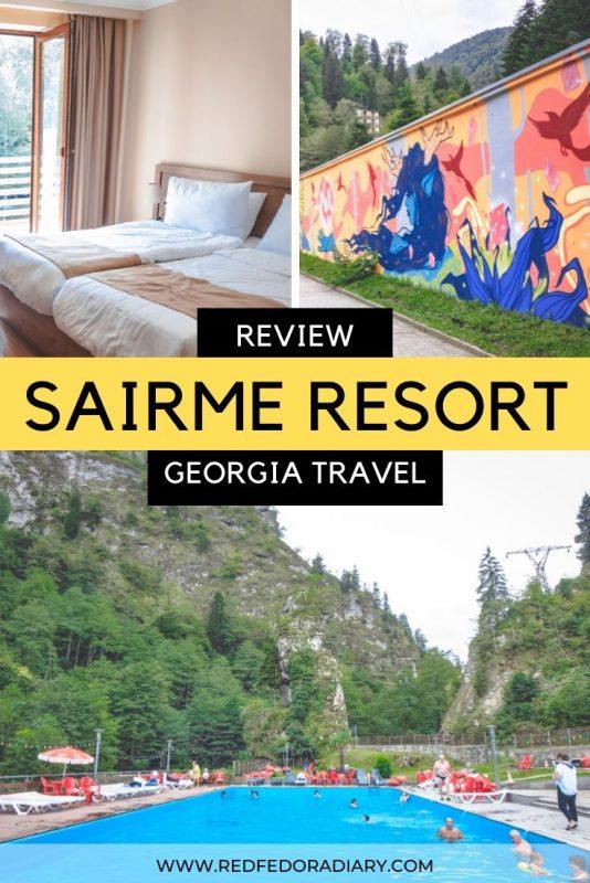 Sairme resort