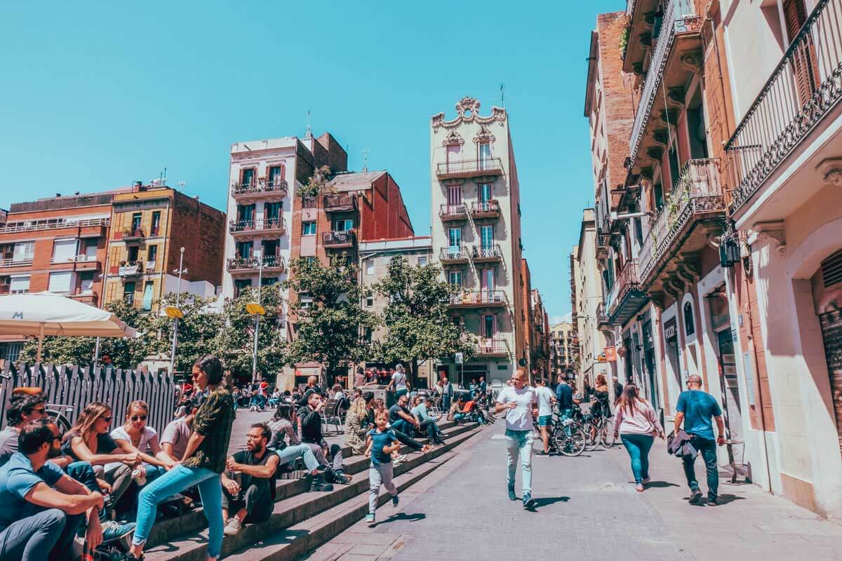 Barcelona Itinerary - Best Things to Do in Barcelona on a Budget 17