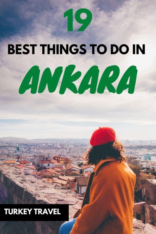 19 Things to do in Ankara - Exploring Turkey's Capital 22