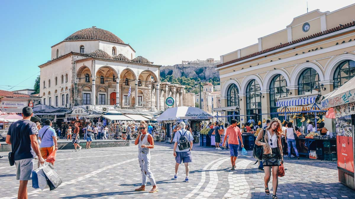 Top 30 Excellent Instagram Spots in Athens 6