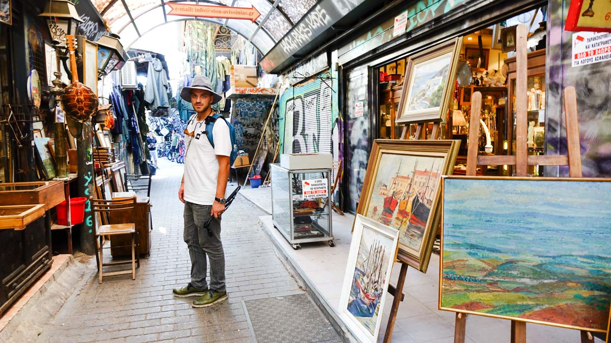 9 Alternative Things to Do in Athens 6
