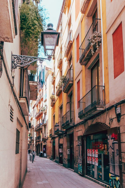 Barcelona Itinerary - Best Things to Do in Barcelona on a Budget 4