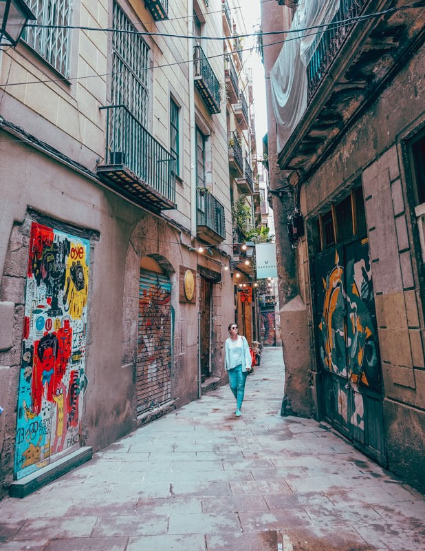 Barcelona Itinerary - Best Things to Do in Barcelona on a Budget 11