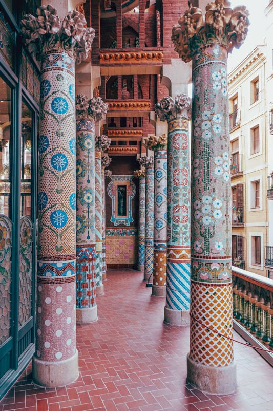 Barcelona Itinerary - Best Things to Do in Barcelona on a Budget 35