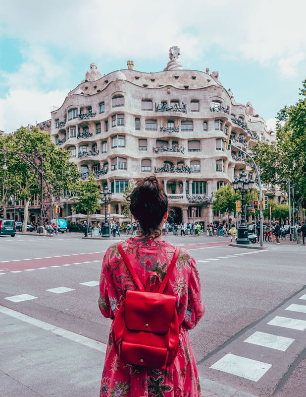 What to Wear in Barcelona in Spring   Quick Packing List for Barcelona 1