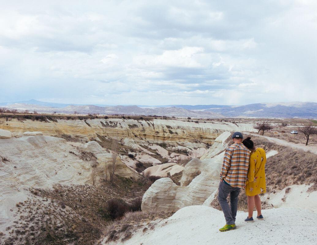 კაპადოკია - როგორ დავგეგმოთ მოგზაურობა კაბადოკიაში ჩვენით 7