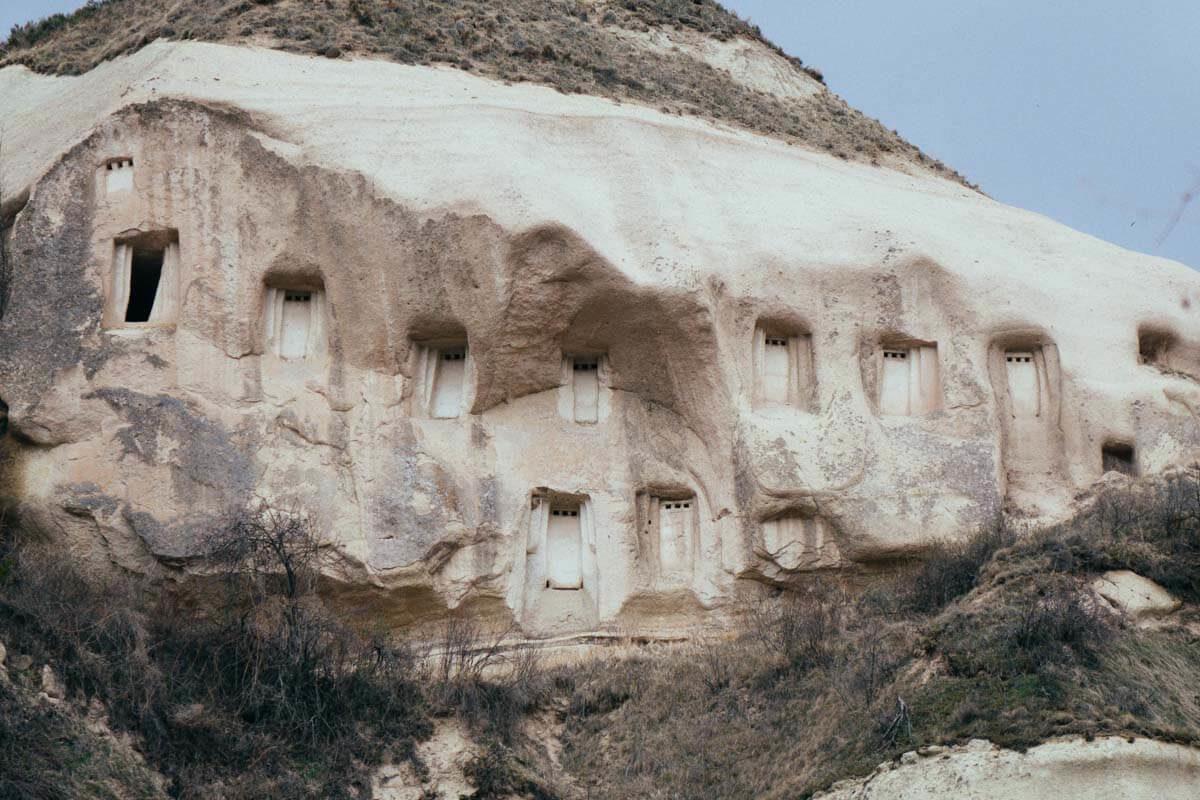 კაპადოკია - როგორ დავგეგმოთ მოგზაურობა კაბადოკიაში ჩვენით 9