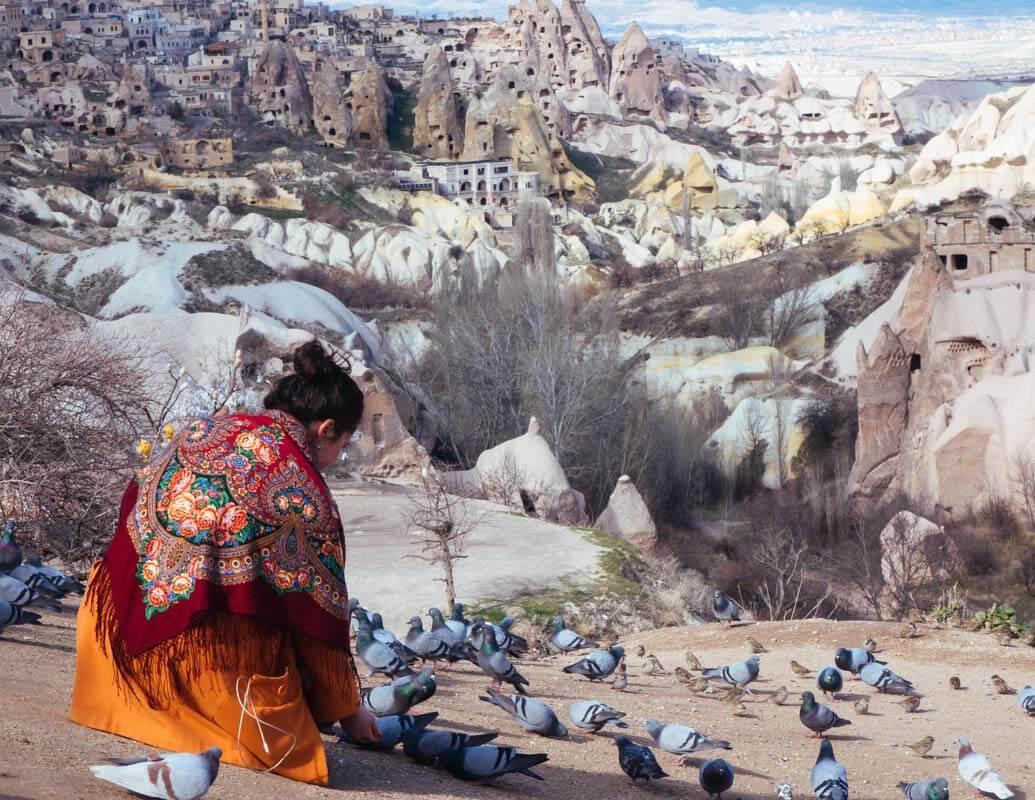 კაპადოკია - როგორ დავგეგმოთ მოგზაურობა კაბადოკიაში ჩვენით 11