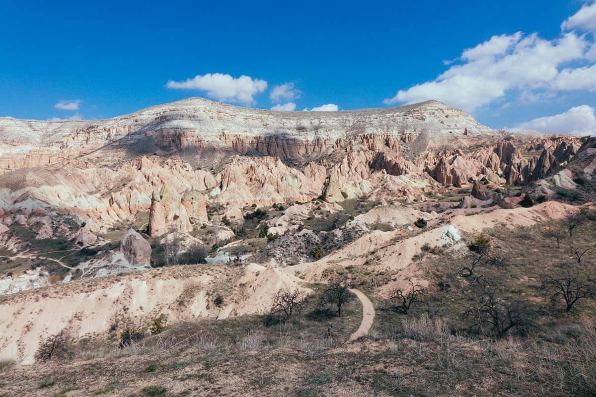 კაპადოკია - როგორ დავგეგმოთ მოგზაურობა კაბადოკიაში ჩვენით 13
