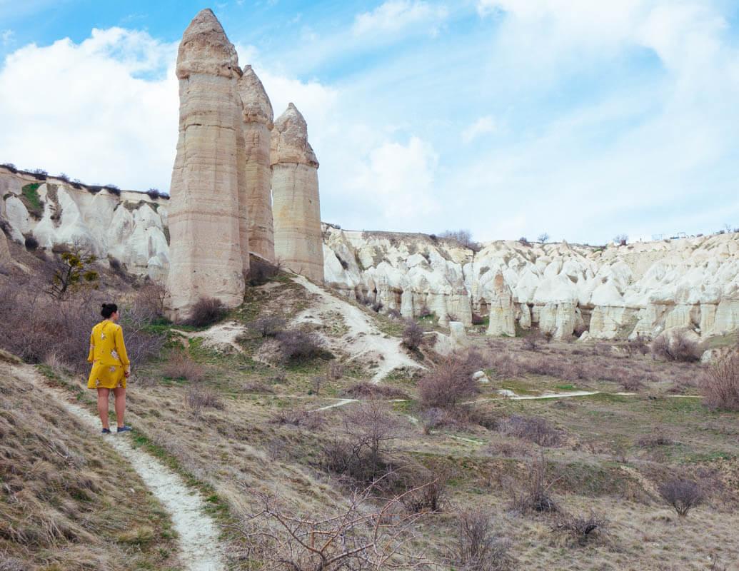 კაპადოკია - როგორ დავგეგმოთ მოგზაურობა კაბადოკიაში ჩვენით 4