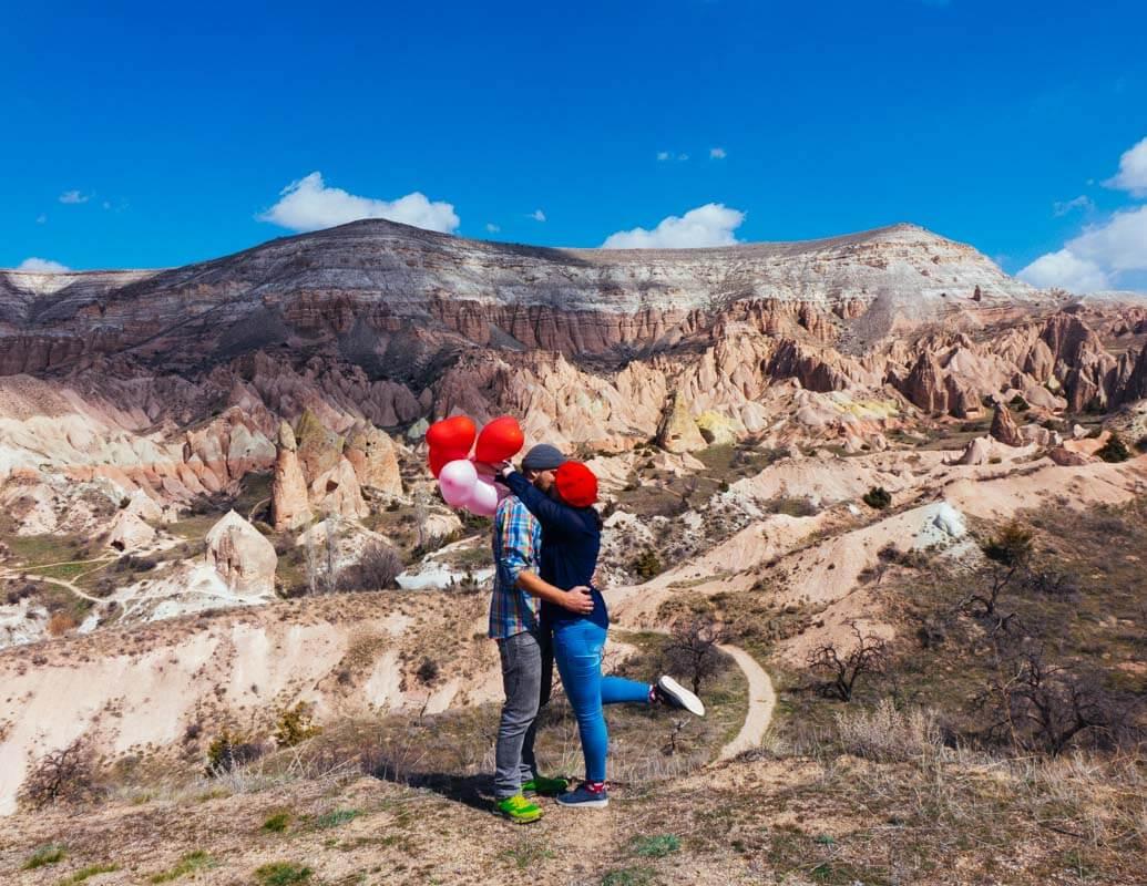 კაპადოკია - როგორ დავგეგმოთ მოგზაურობა კაბადოკიაში ჩვენით 12