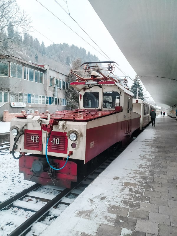 borjomi-bakuriani train