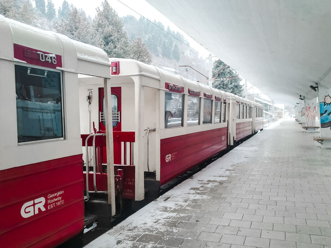 borjomi-bakuriani train