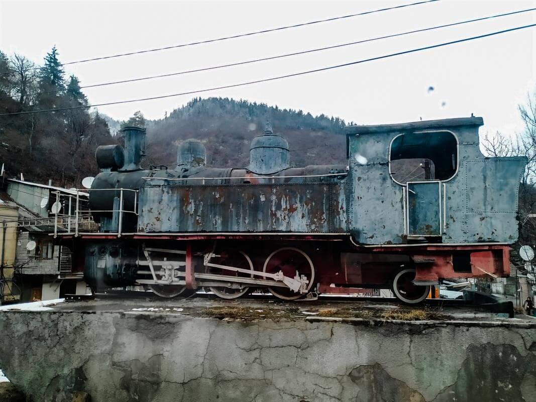 ბორჯომ-ბაკურიანი მატარებელი