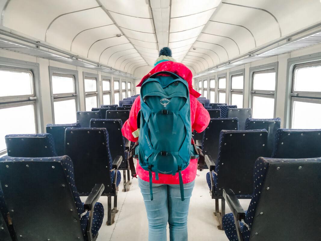 ბორჯომ-ბაკურიანის მატარებელი - ერთდღიანი გასეირნება 11