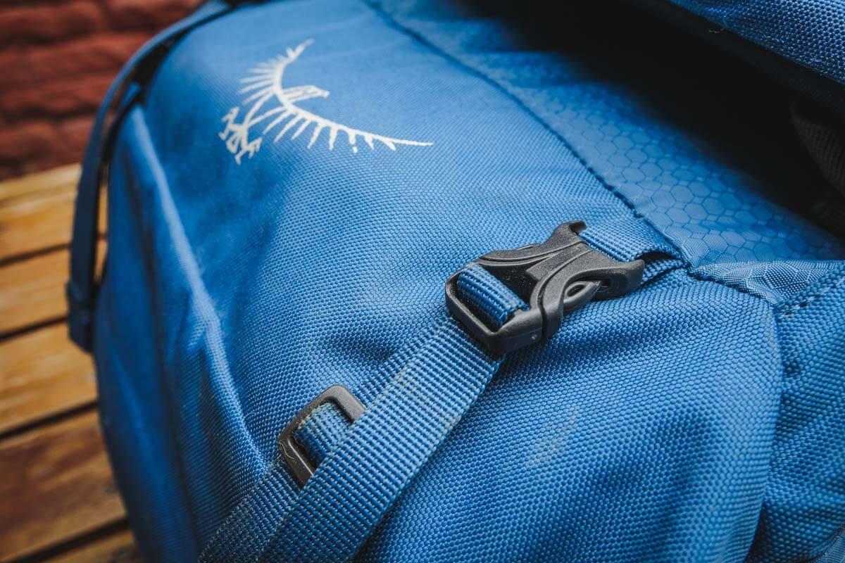 საუკეთესო სამოგზაურო ზურგჩანთა: Osprey Farpoint 55 [რევიუ] 8