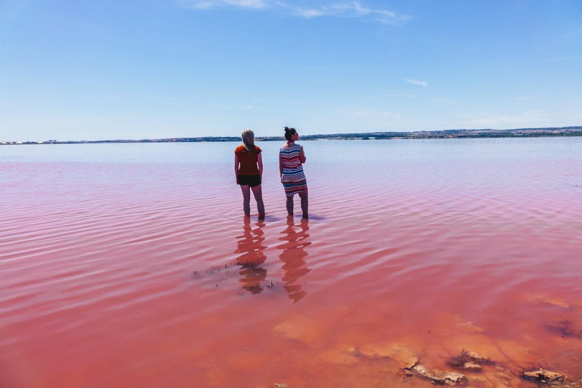 Torrevieja Pink Lake in Spain: Discover Las Salinas de Torrevieja 2