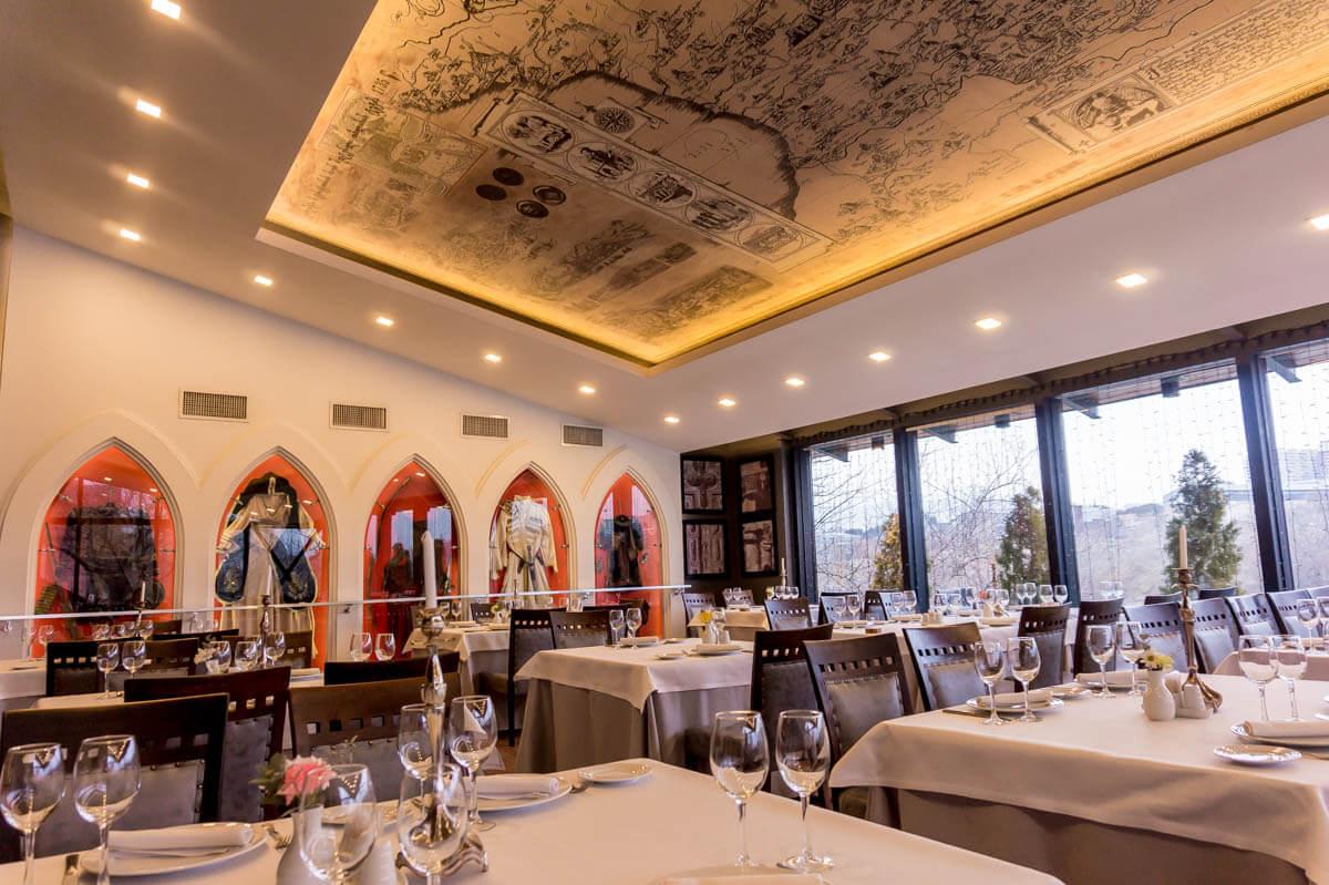 Ethno Tsiskvili Restaurant