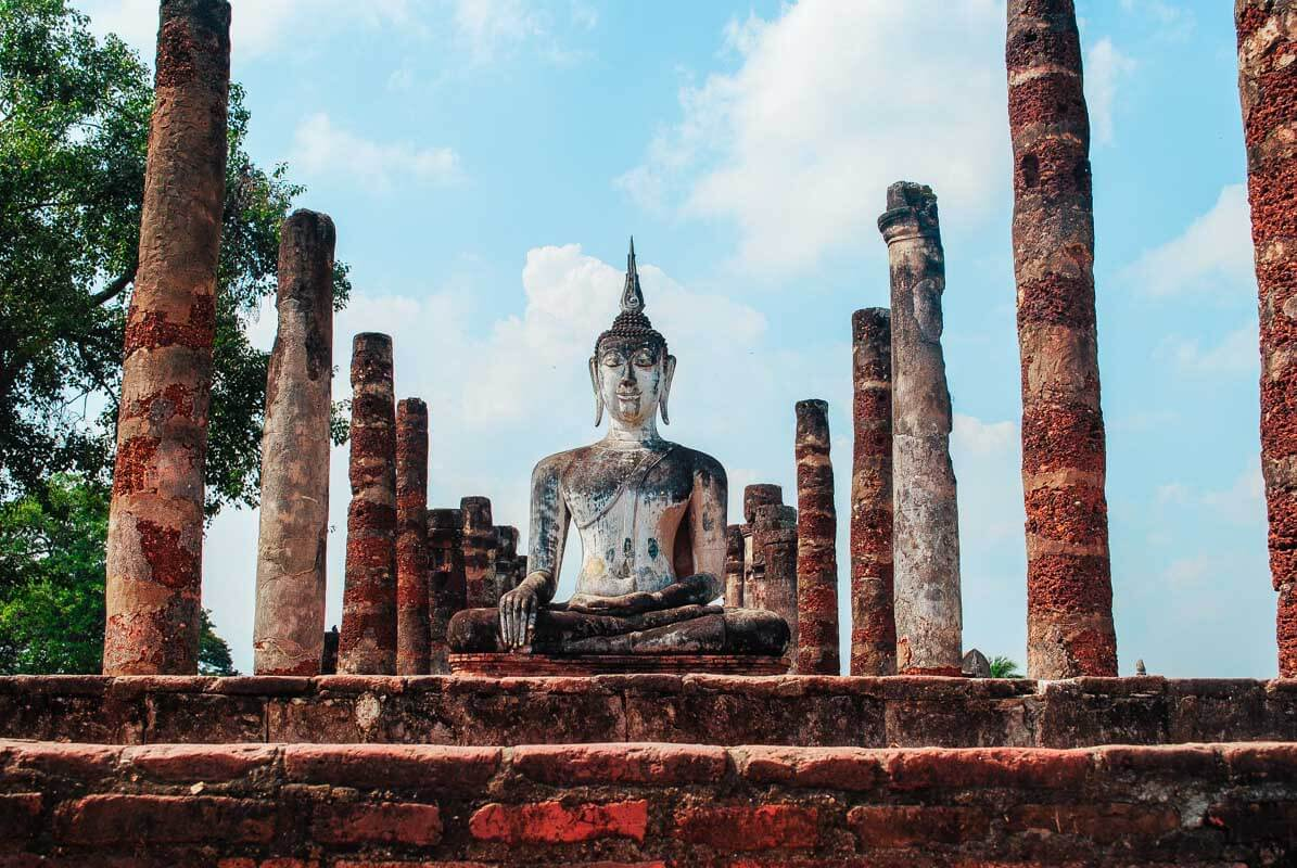 Sukhothai Historical Park in Thailand - Ultimate Guide [2020 Update] 1