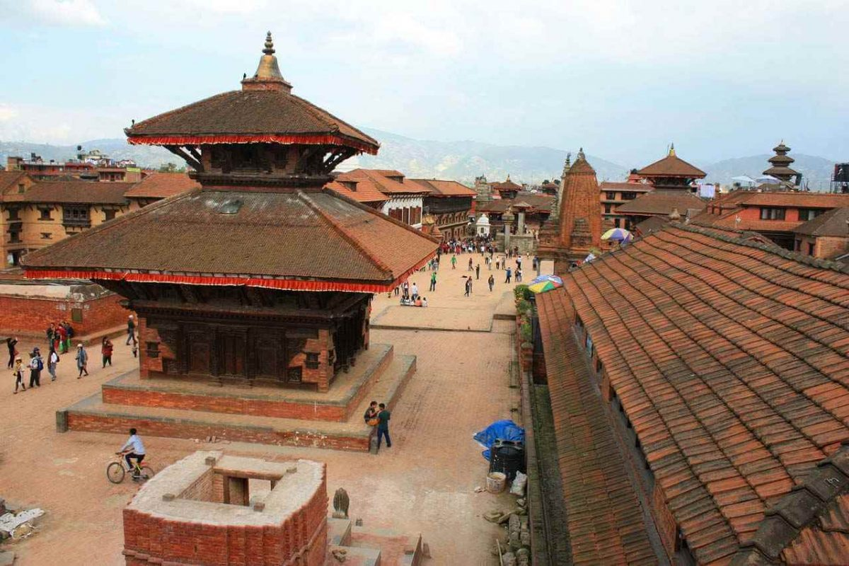 places in Nepal