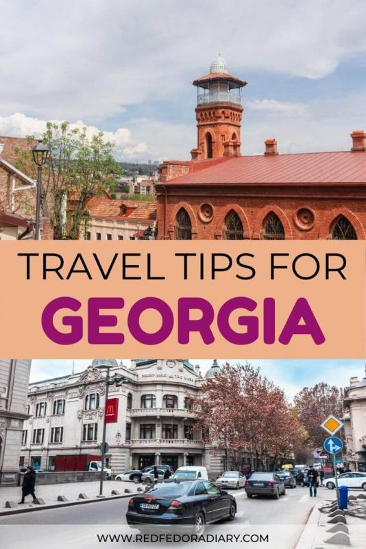 Georgia Travel Tips: Local's Guide to Everything You Need to Know 7
