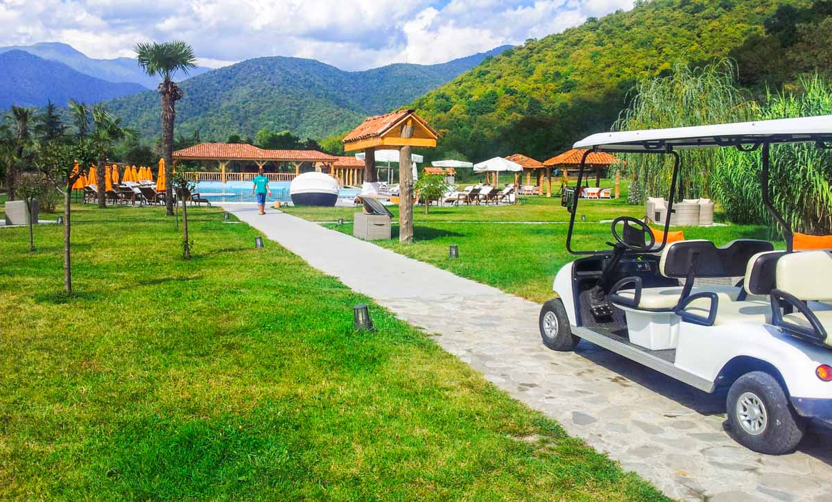Top Resorts and Hotels in Kakheti, Georgia [2020 Update] 6