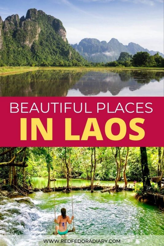 Top 14 Places to visit in Laos - Bucket List Laos Itinerary 8