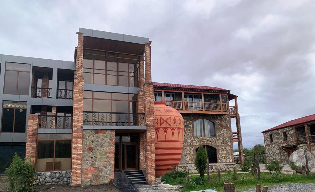 Top Resorts and Hotels in Kakheti, Georgia [2020 Update] 25