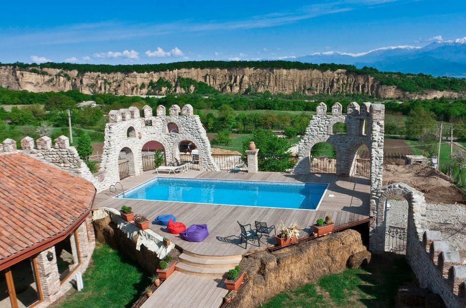 hotels in Kakheti