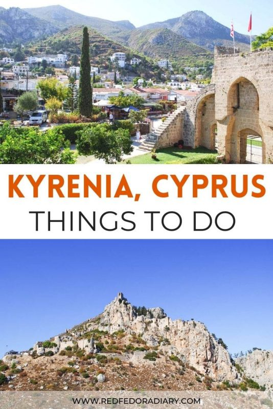 things to do in Kyrenia northern cyprus