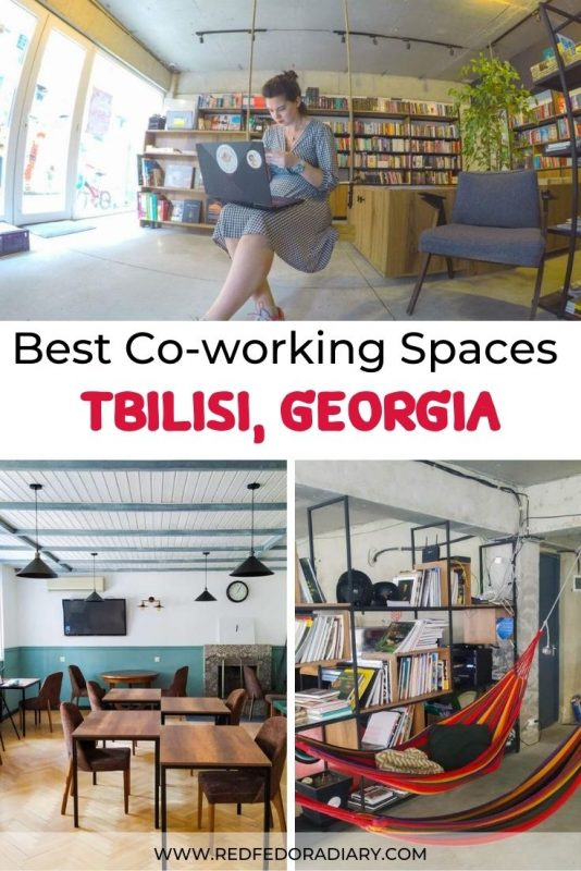 10 Best Co-working Spaces in Tbilisi 23