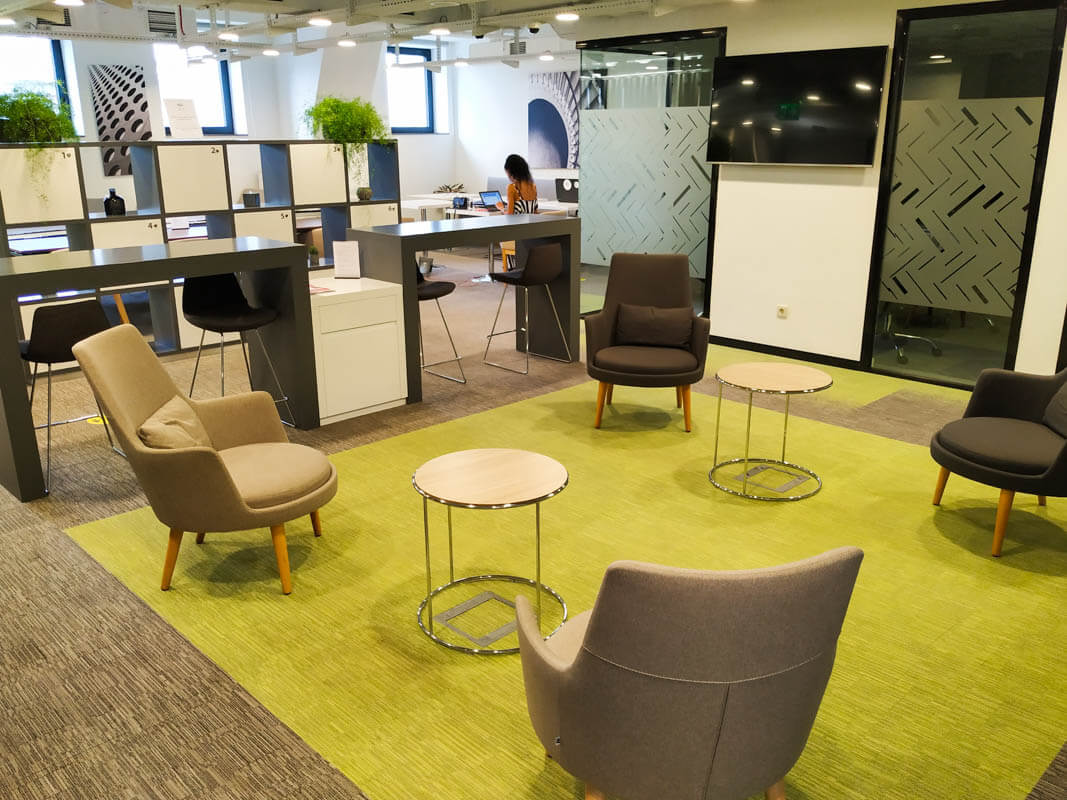 coworking spaces in Tbilisi