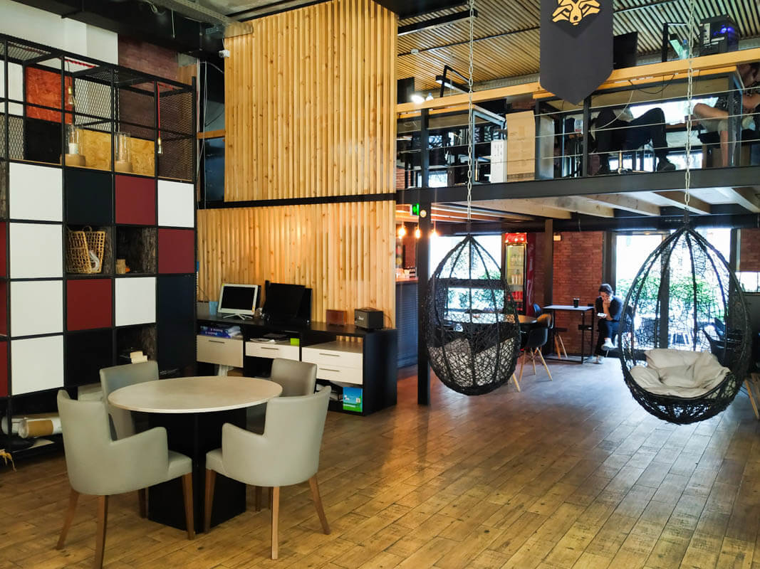 10 Best Co-working Spaces in Tbilisi 6