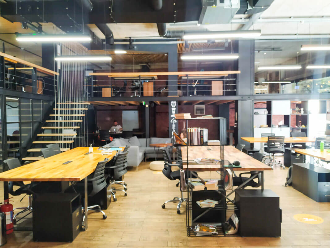 10 Best Co-working Spaces in Tbilisi 5