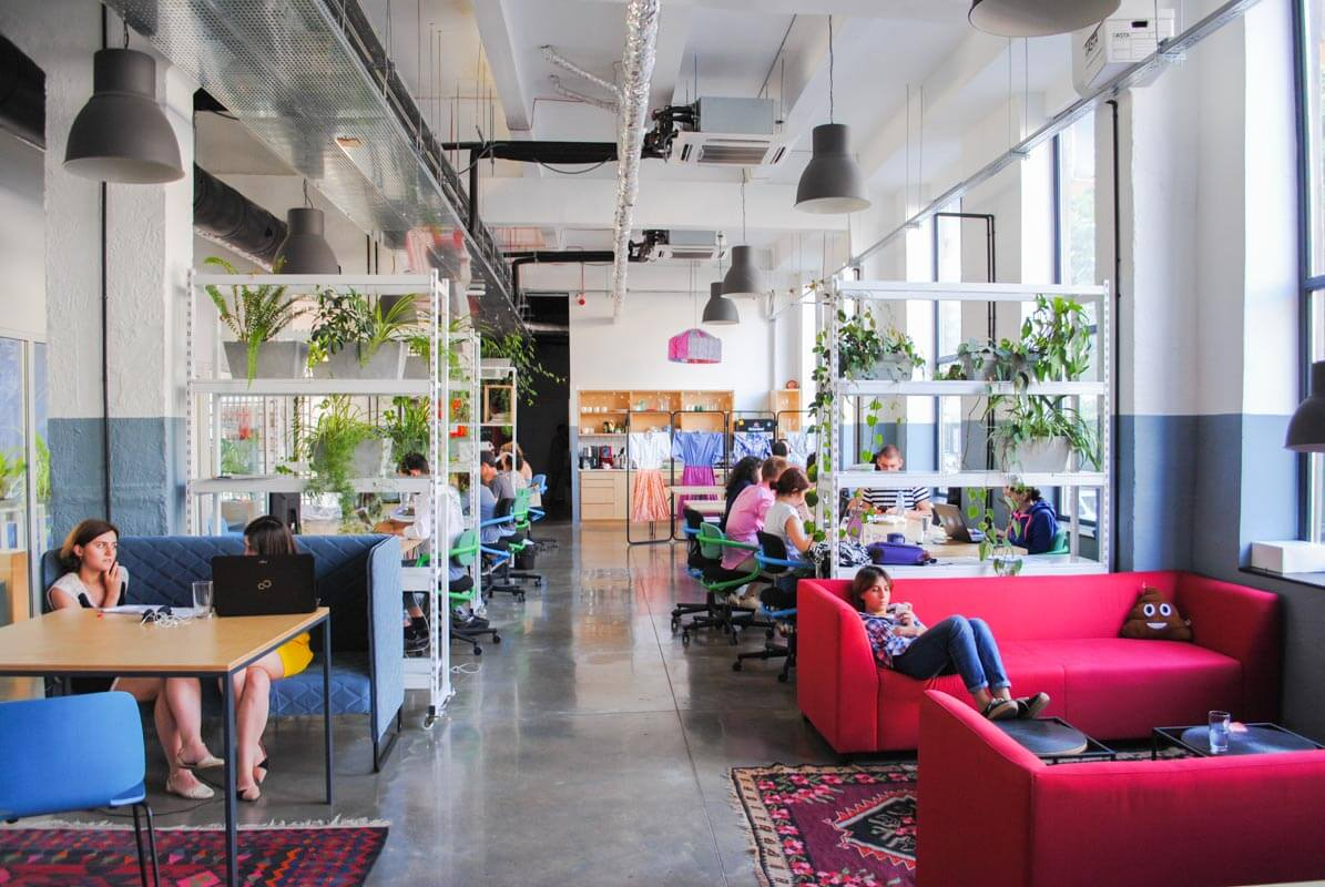 10 Best Co-working Spaces in Tbilisi 7