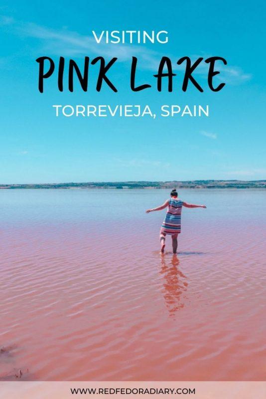 Torrevieja Pink Lake in Spain: Discover Las Salinas de Torrevieja 3