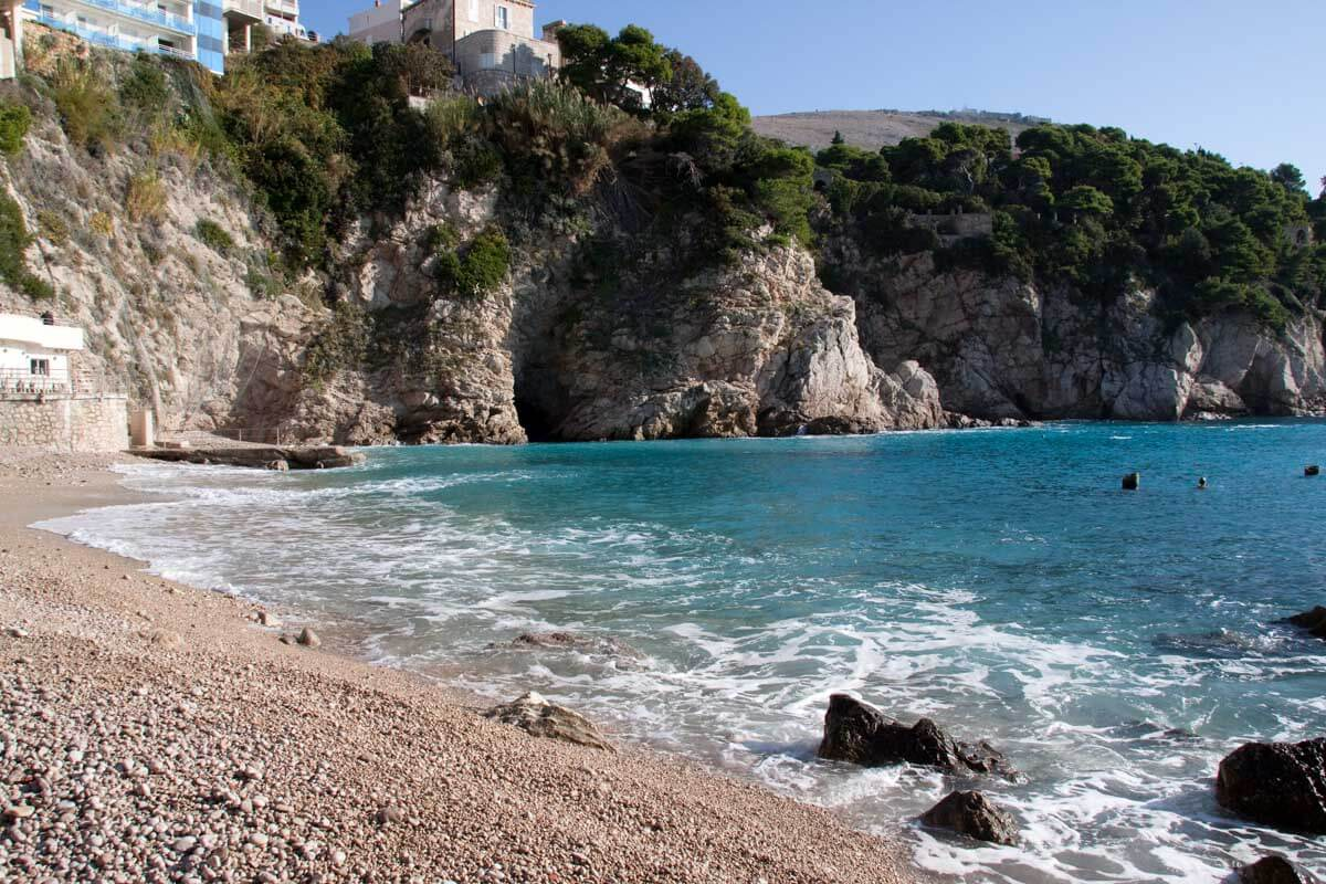 Dubrovnik Beaches - Where to find best beaches in Dubrovnik 3