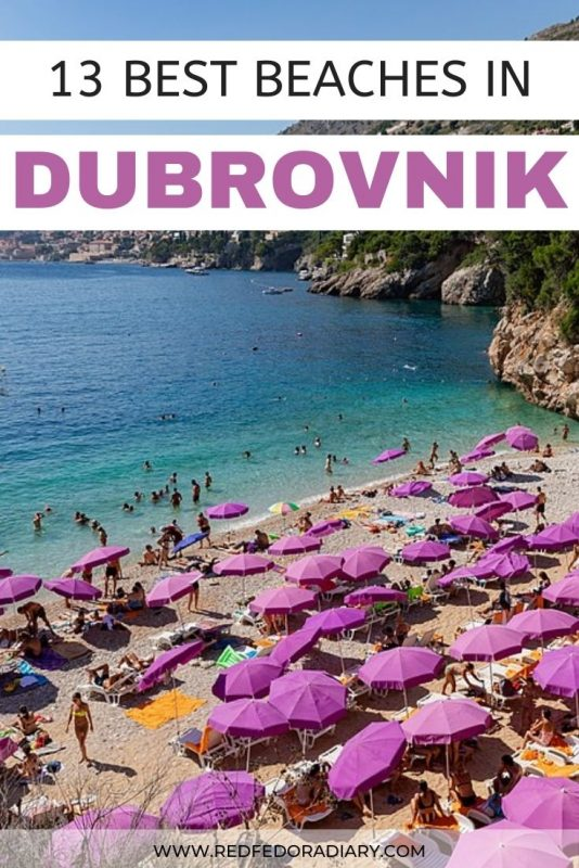 Dubrovnik Beaches - Where to find best beaches in Dubrovnik 6