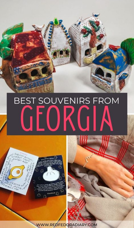 Unique souvenirs from Georgia to bring back home 48