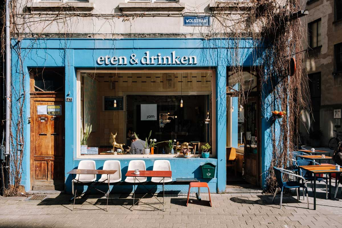 6 Lovely Coffee Bars in Antwerp to Discover in 2021