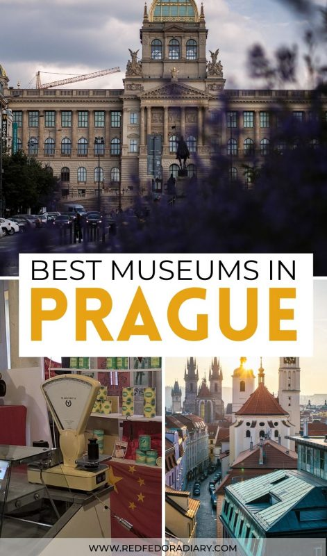 18 Best & Unique Museums in Prague to Visit 4