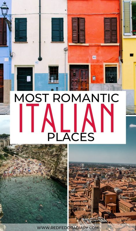 8 Surprisingly Romantic Places in Italy for Any Occasion 1