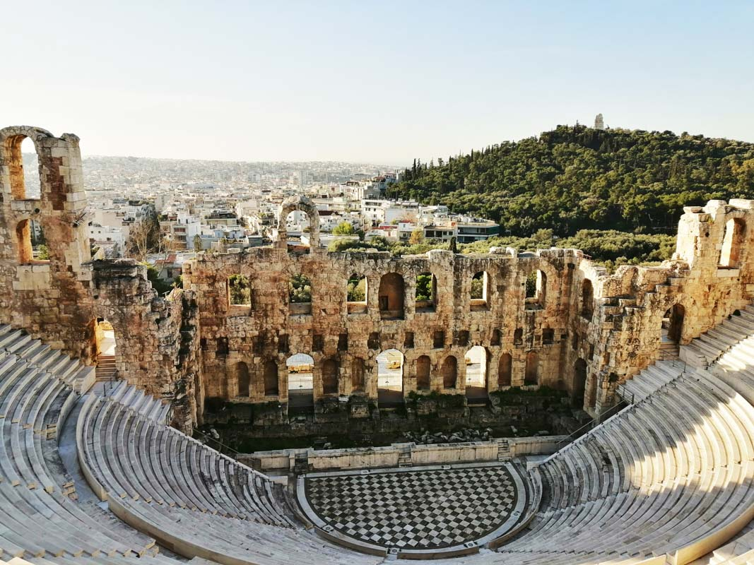 Instagrammable spots in athens