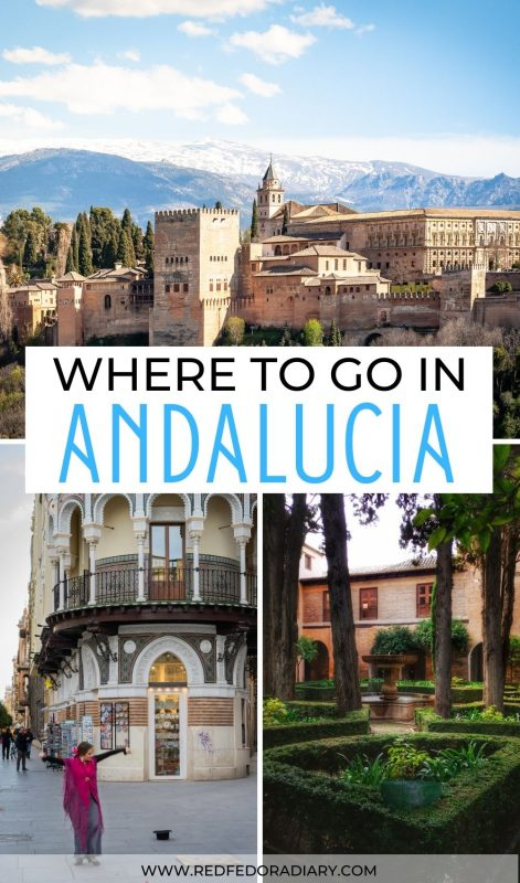 things to do in Andalucia